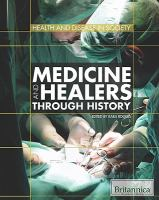 Cover image for Medicine and healers through history