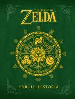 Cover image for The legend of Zelda : Hyrule Historia