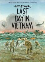 Cover image for Last day in Vietnam : a memory