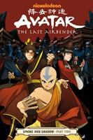 Cover image for Avatar, the last airbender. Smoke and shadow, Part two