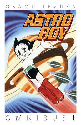 Cover image for Astro Boy omnibus