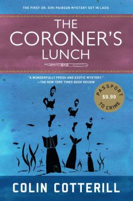 Cover image for Book Club kit : The coroner's lunch