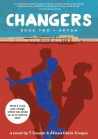 Cover image for Changers book two  oryon
