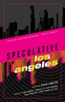 Cover image for Speculative Los Angeles