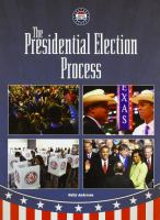 Cover image for The presidential election process