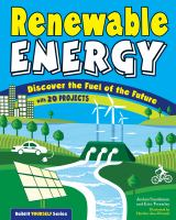 Cover image for Renewable energy : discover the fuel of the future with 20 projects
