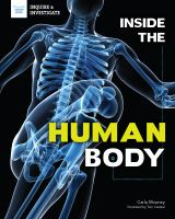 Cover image for Inside the human body