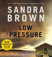 Cover image for Low pressure