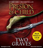 Cover image for Two graves