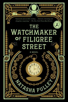 Cover image for Book Club kit : the watchmaker of Filigree Street