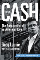 Cover image for Johnny Cash : the redemption of an American icon