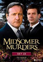 Cover image for Midsomer murders set 23