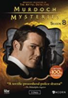 Cover image for Murdoch mysteries Season 8
