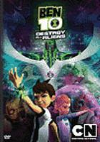 Cover image for Ben 10 Destroy all aliens