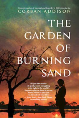Cover image for Book Club kit : The garden of burning sand