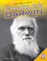 Cover image for Charles Darwin groundbreaking naturalist and evolutionary theorist