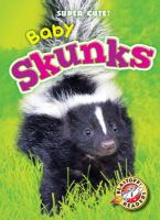 Cover image for Baby skunks