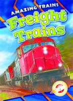 Cover image for Freight trains