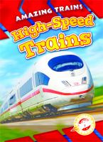 Cover image for High-speed trains