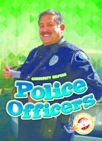 Cover image for Police officers