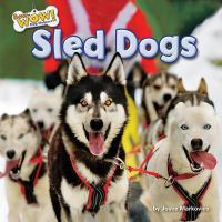 Cover image for Sled dogs