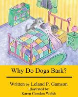 Cover image for Why do dogs bark?