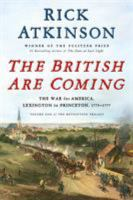 Cover image for The British are coming : the war for America, Lexington to Princeton, 1775-1777