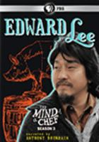 Cover image for The mind of a chef Edward Lee