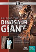 Cover image for Raising the dinosaur giant