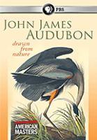 Cover image for John James Audubon drawn from nature