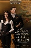 Cover image for Brass carriages and glass hearts