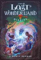 Cover image for The lost Wonderland diaries