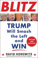 Cover image for Blitz : Trump will smash the Left and win