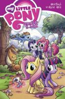 Cover image for My little pony omnibus