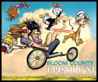 Cover image for Bloom County : Episode XI : A new hope