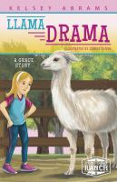 Cover image for Llama drama : a Grace story
