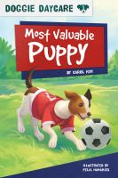Cover image for Most valuable puppy