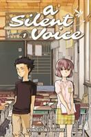 Cover image for A silent voice