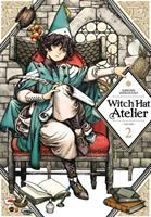 Cover image for Witch hat atelier. Volume 2