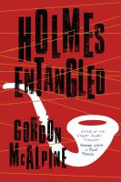 Cover image for Holmes entangled