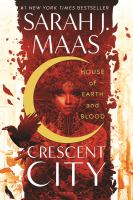 Cover image for House of earth and blood