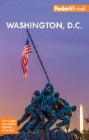 Cover image for Fodor's Washington, D.C.
