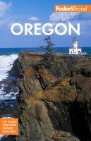 Cover image for Fodor's Oregon