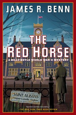 Cover image for The red horse
