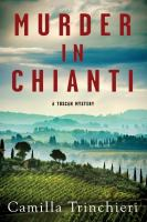 Cover image for Murder in Chianti