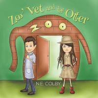 Cover image for Zoo vet and the otter
