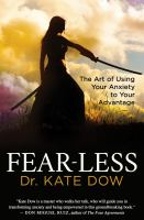 Cover image for Fear-less the art of using your anxiety to your advantage