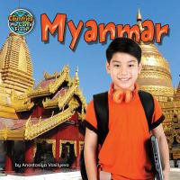 Cover image for Myanmar