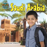 Cover image for Saudi Arabia