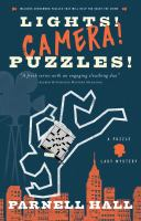 Cover image for Lights! Camera! Puzzles!